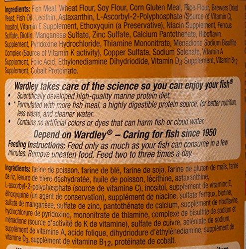 Product image of Wardley Premium Goldfish Food Flakes - 1.95 oz