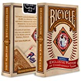 Bicycle Negro League Baseball Museum Playing Cards