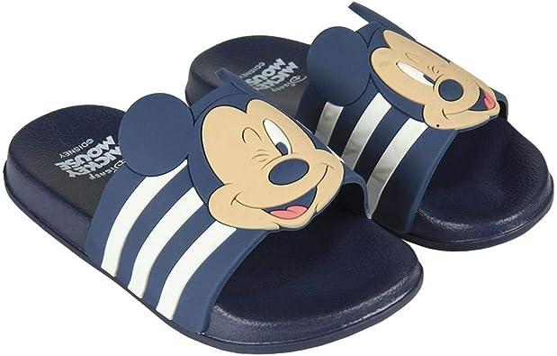 Cerdá Chanclas Niño Piscina de Mickey Mouse, Niños: Amazon.es: Zapatos y complementos