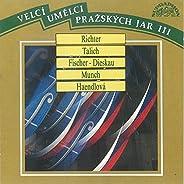 Prague springs great artists Vol. III