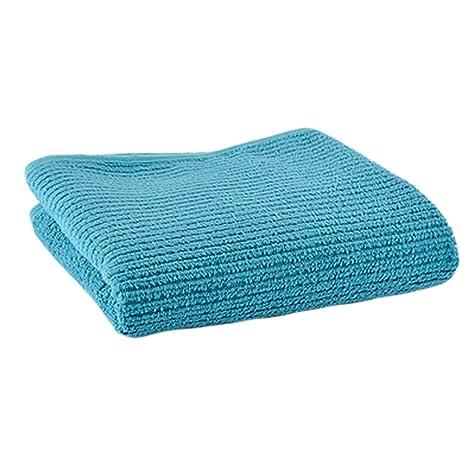 Juego con 2 Alto absorbierenden Toallas de mano Toalla Toallas de mano, color azul