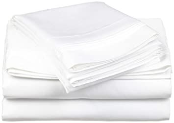 Amazoncom 6 Piece Bed Sheets Set Hotel Quality Egyptian Cotton