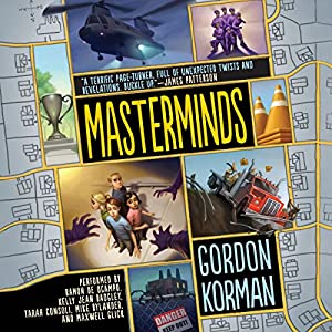 Masterminds Audiobook