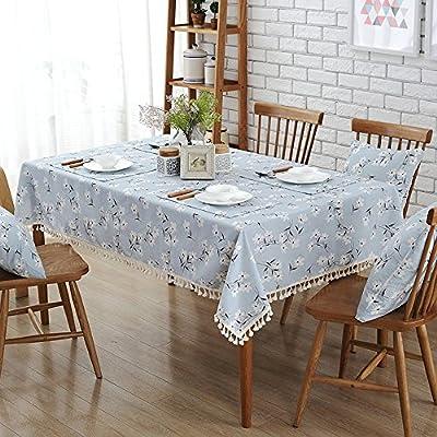 S&H Tabla simple y moderno tejido tela tapetes de alfombra mesa ...