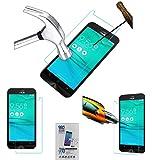 Acm Tempered Glass Screenguard for Asus Zenfone Go 5.0 Lte 2nd Gen Screen Guard Scratch Protector