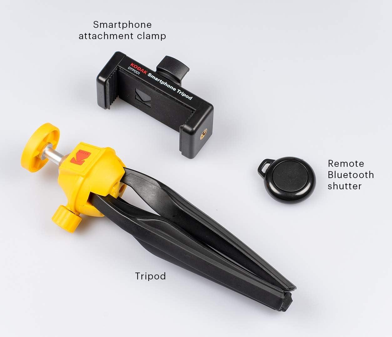 KODAK Smartphone Tripod - Vlogging Trípode/mango para smartphones ...