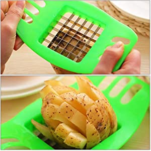Manual French Fry Cutter Slicer Food Processors Accessories Multifunctional Potato Chopper Cheese Slicer Kitchen Gadgets