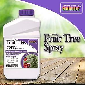 Bonide (BND203) - Fruit Tree Spray Concentrate (32 oz.)