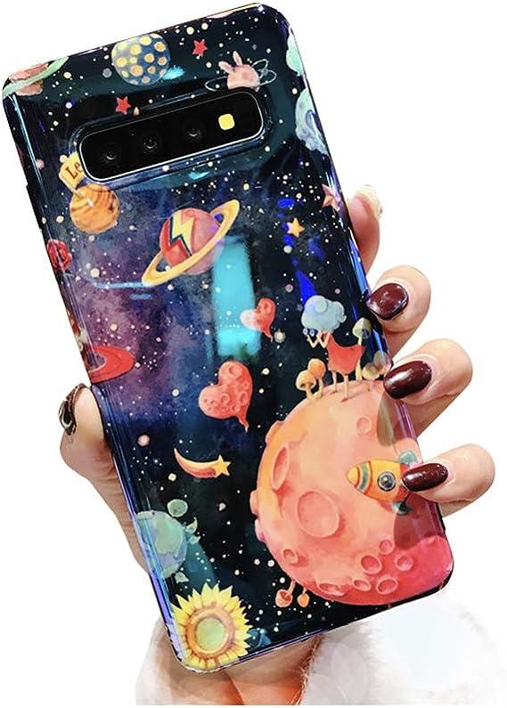 Fusicase for Galaxy S10 Plus Cartoon