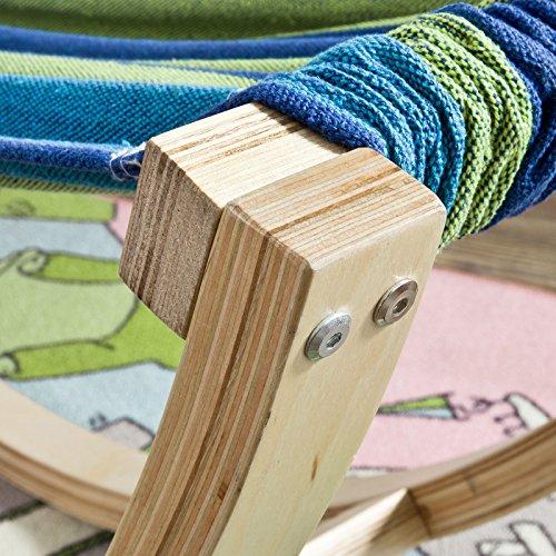 sobuy h ngematte kinderh ngematte schaukel f r kinder fst33 j sobuy shop. Black Bedroom Furniture Sets. Home Design Ideas