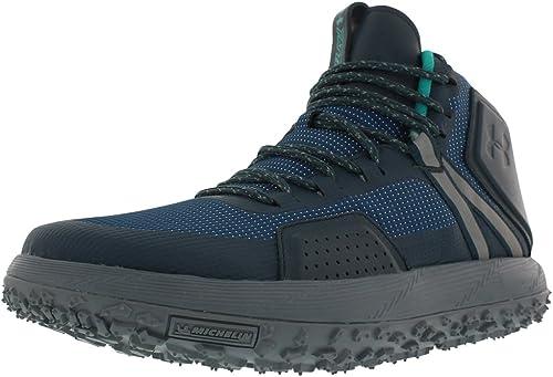 Under Armour Fat Tire Mid Hiking Zapatilla - 41: Amazon.es: Zapatos y complementos