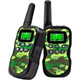 Sun-Team 3-12 Year Old Boy Toys, Outdoor Toys Walkie Talkies for Kids Toys for 6-11 Year Old Boys Girls Gifts for 5-10…