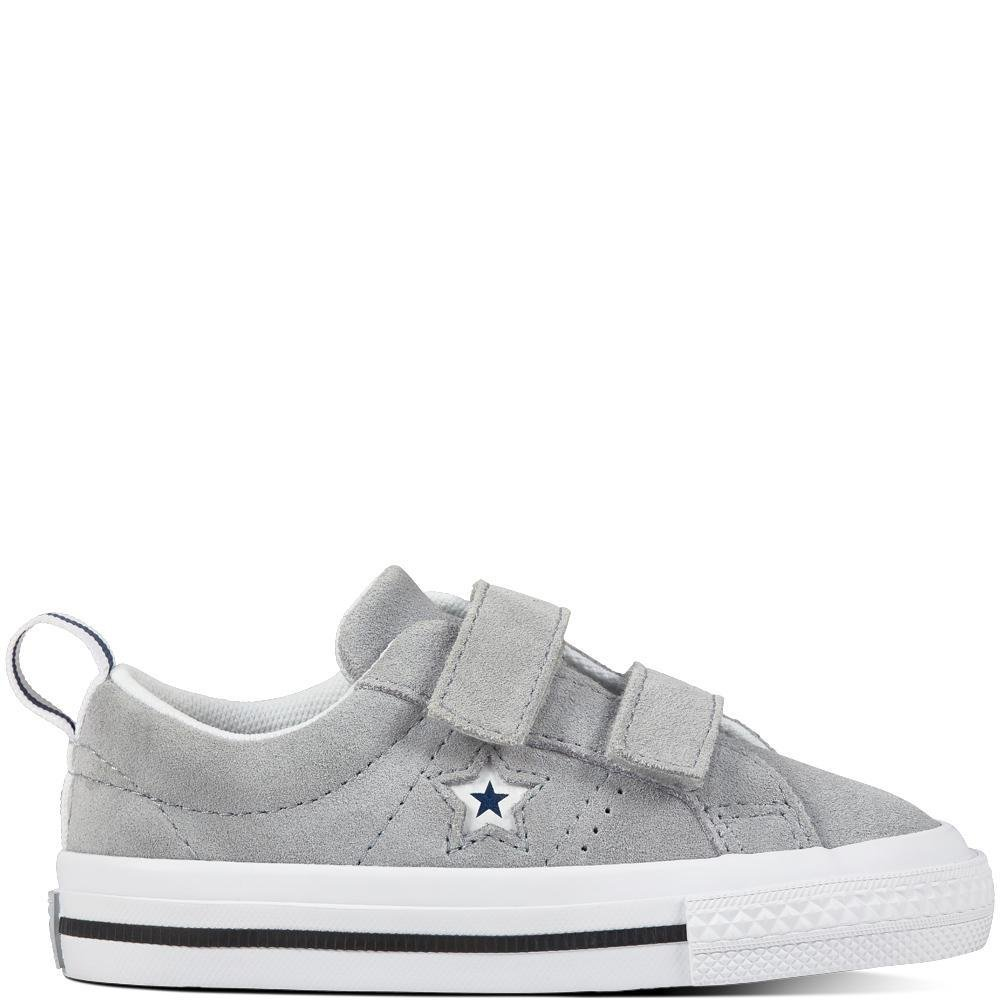 Converse Unisex Babies' Lifestyle One Star 2v Ox Suede Slippers