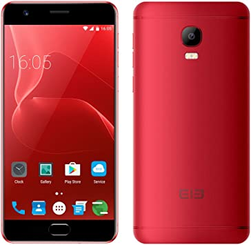 Smartphone 4G de 5,5 Pulgadas Elephone P8 MAX Teléfono Móvil ...