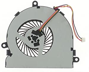 New Laptop Cooling Fan Replacement for Dell Inspiron M531R-5535 M731R-5735 17-3721 17R-5721 17R-5737 P/N: 74X7K 074X7K DC28000C8F0