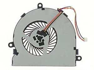 qinlei New CPU Cooling Fan for Dell Inspiron 15R 3521 3721 5521 5535 5537 5721 74X7K
