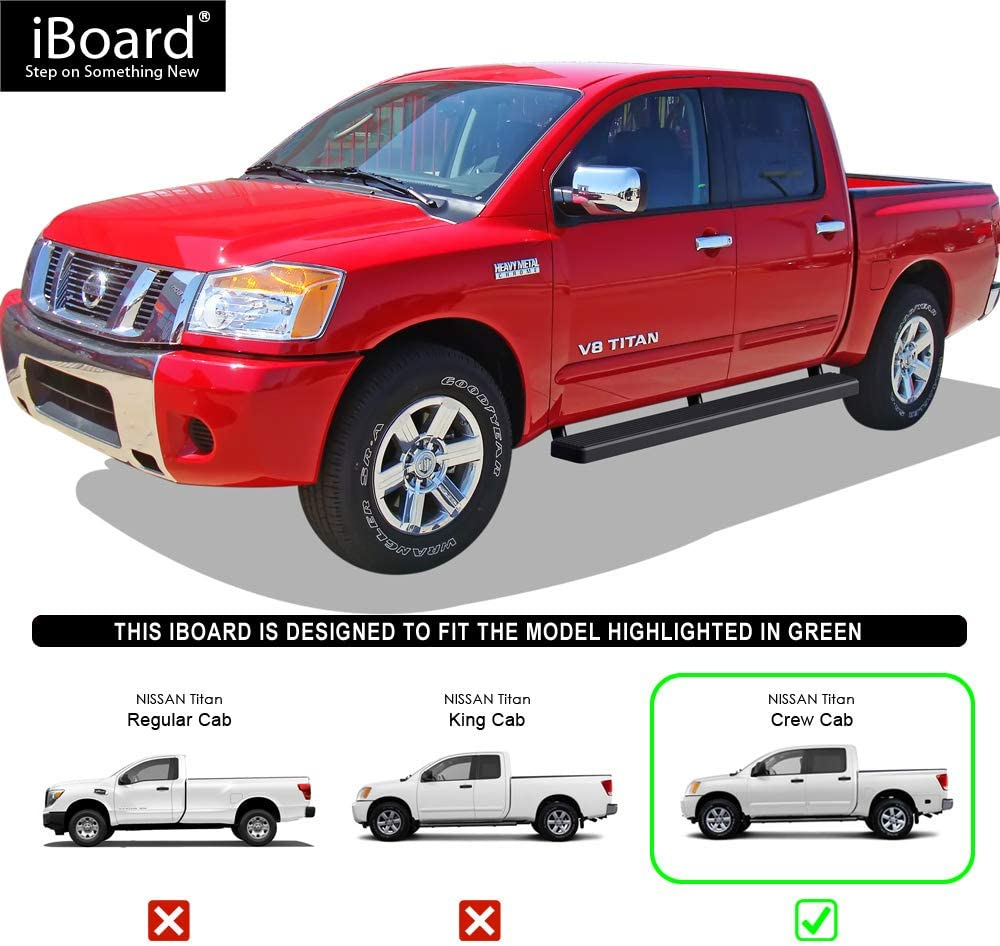"""Husky 12/"""" Wide Mud Flaps with Black Top and Weight fits 2004-2019 Nissan Titan"""