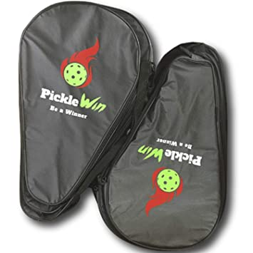 Amazon.com : Pickleball Paddle/Racket Middleweight Made of Graphite/Carbon Fiber With FREE COVER PickleWin Brand New : Sports & Outdoors
