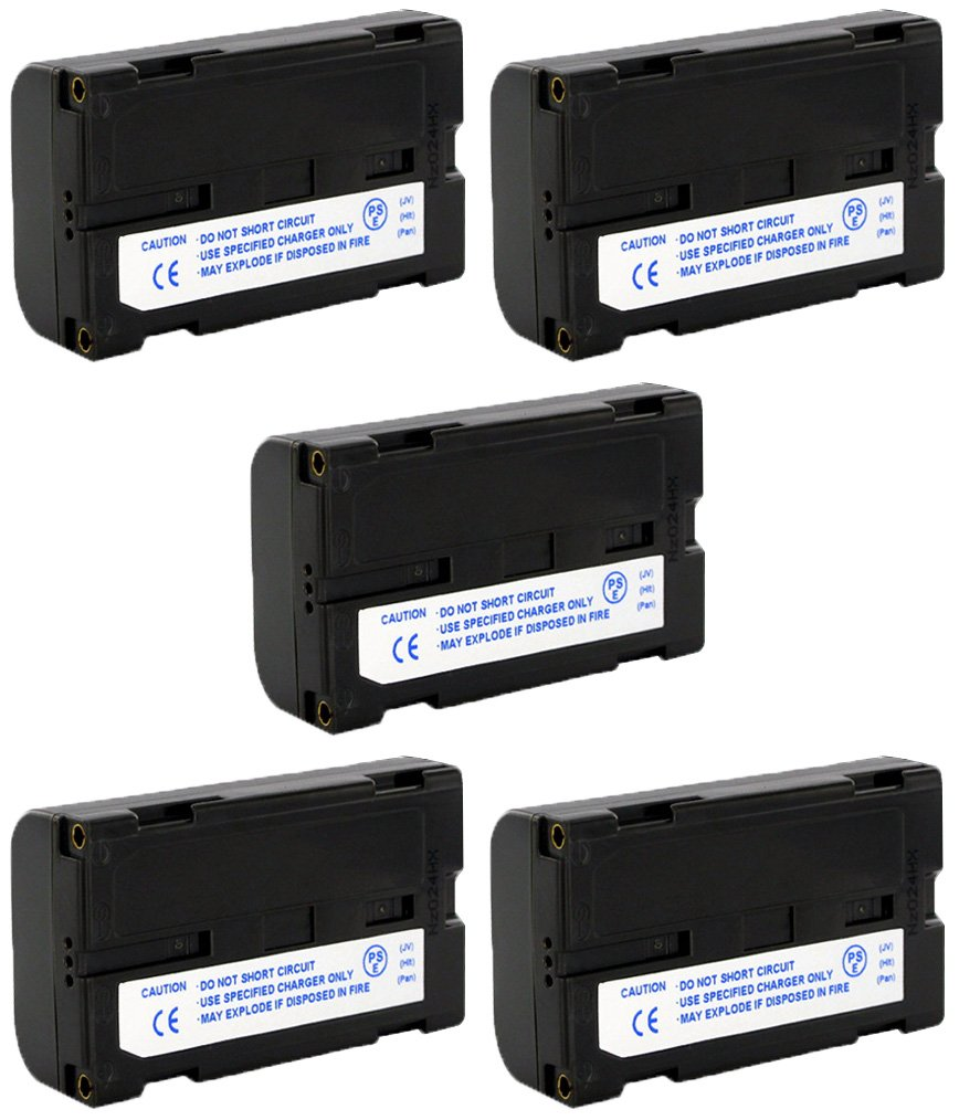 Sokkia 7380-46 Survey GPS Battery Combo-Pack Includes: 5 x SDGPS-L1302 Batteries