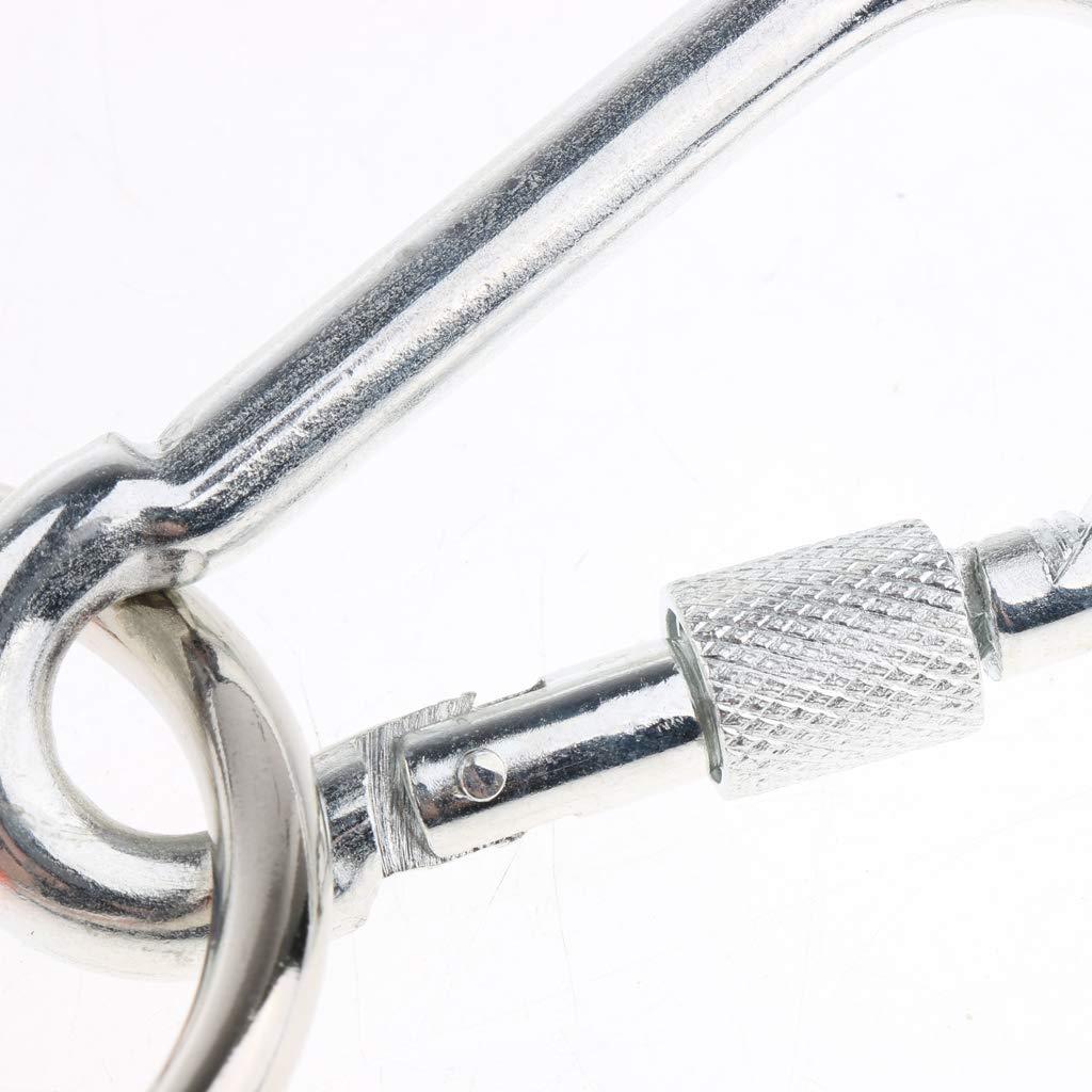 F Fityle Sangles avec Balan/çoire Crochets de Suspension Mousquetons