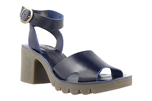 b1b3db533b5 FLY London Sandals P144261005 38 Blue