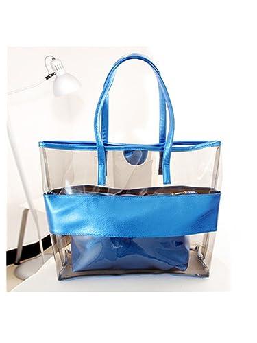 Amazon.com: Melissa Wilde mujer bolsos bolso transparente ...