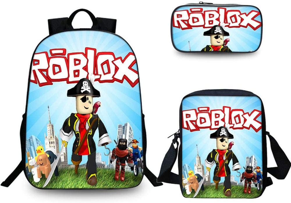 Anime Roblox Backpack Children Boys Girls School Backpacks Roblox Bag Children Cartoon School Bags Backpack Backpacks Children S Cartoon Printed Game Anime 15 6inch Computer Bag For Boys And Girls School Bags 6 15 Year Gift C 16inch Amazon Co Uk Kitchen Home