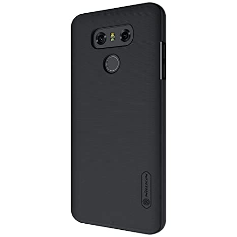 69546c80197 Nillkin Case for LG G6 DUAL Super Frosted Hard Back  Amazon.in  Electronics