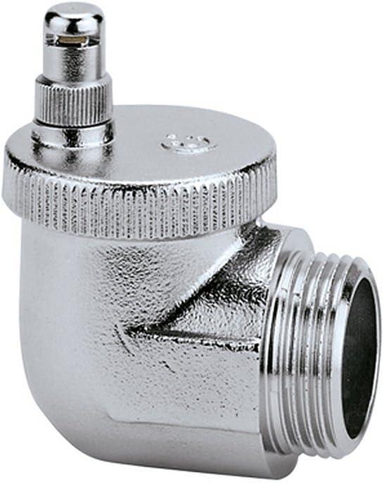V/álvula Autom/ática 3//4 M de Purga de Aire para Todo Tipo de Radiadores Caleffi 504501 AERCAL
