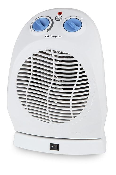 Orbegozo FH 5011 Calefactor, 2000 W, Blanco