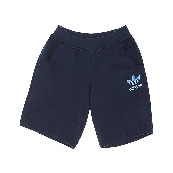 adidas Pantalones Junior Fleece Azul/Azul Talla: 105 a 110 cm ...