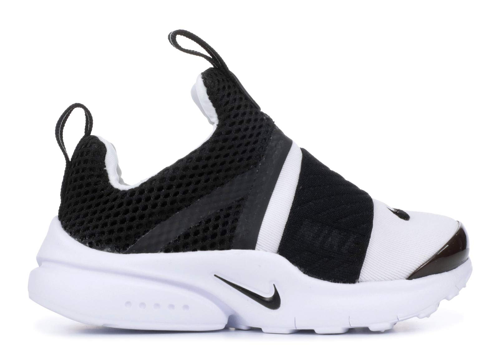Nike Presto Extreme Toddler's Running Shoes White/Black 870019-100 (6 M US)