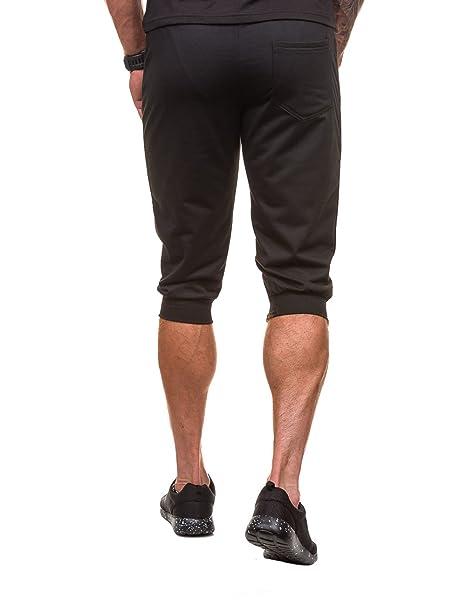 Amazon.com: macchiashine hombre verano suave elástico traje ...