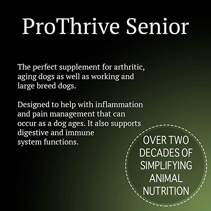 Amazon.com: prothrive Senior (12 oz): Mascotas