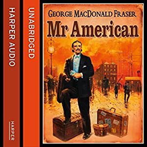 Mr American Audiobook