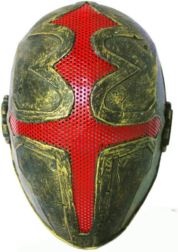Gmasking Knights Templar Airsoft Wire M Sales results No. 1 Max 69% OFF Mesh Paintball Halloween