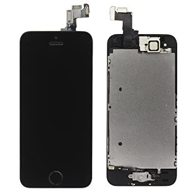 ead22301365653 LL TRADER For iPhone 5s LCD Screen Replacement Repair Touch Digitizer Frame  Dispaly Assembly Full Set