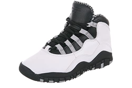 Nike - Zapatillas de Baloncesto de Preescolar Nike Jordan 10 Retro ...