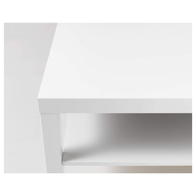 Amazon.com: IKEA Lack – Mesa de café l), color blanco ...