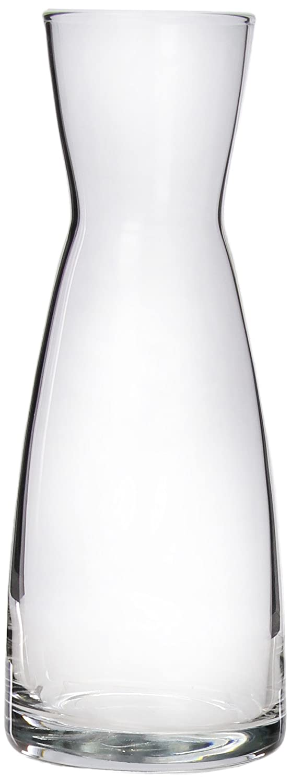 Bormioli Rocco Ypsilon Clear Carafe, 0.5 Liter Bormioli Rocco Glass Co. Inc. 125081MT3321990