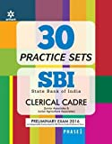 30 Practice Sets SBI Clerical Cadre  Junior Associates & Junior Agricultural Associates  - Phase-1