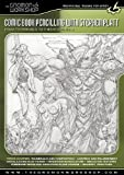Comic Book Pencilling with Stephen Platt [Interactive DVD]