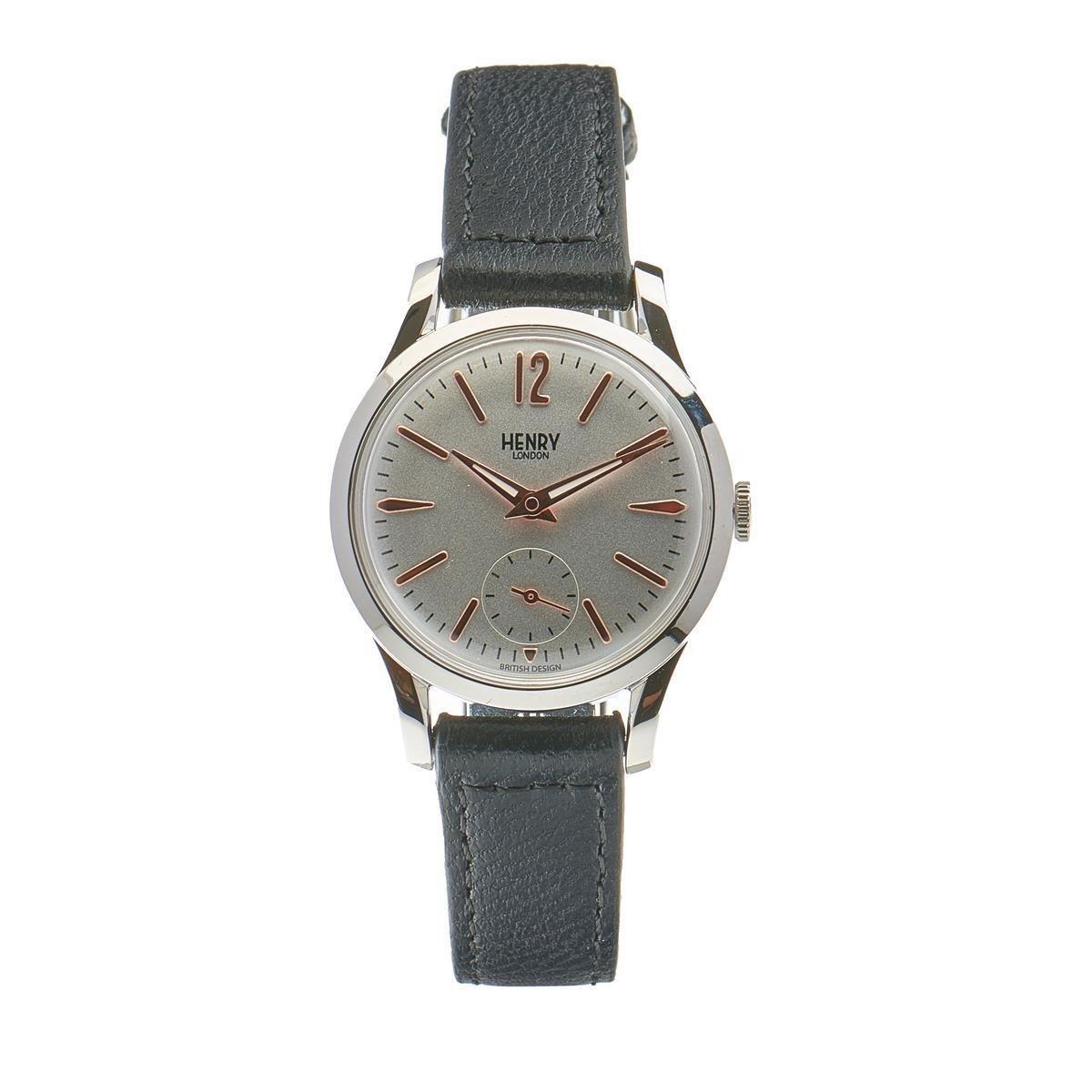 Unisex quartz wristwatch Henry London Highgate HL30-US-0001 ...