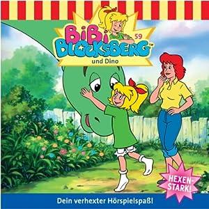 Bibi und Dino (Bibi Blocksberg 59) Hörspiel