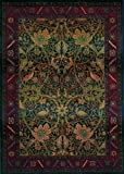 Oriental Weavers Kharma 470X4 Area Rug, 8′, Red