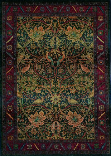 - Oriental Weavers Kharma 470X4  Area Rug, 4' x 5'9