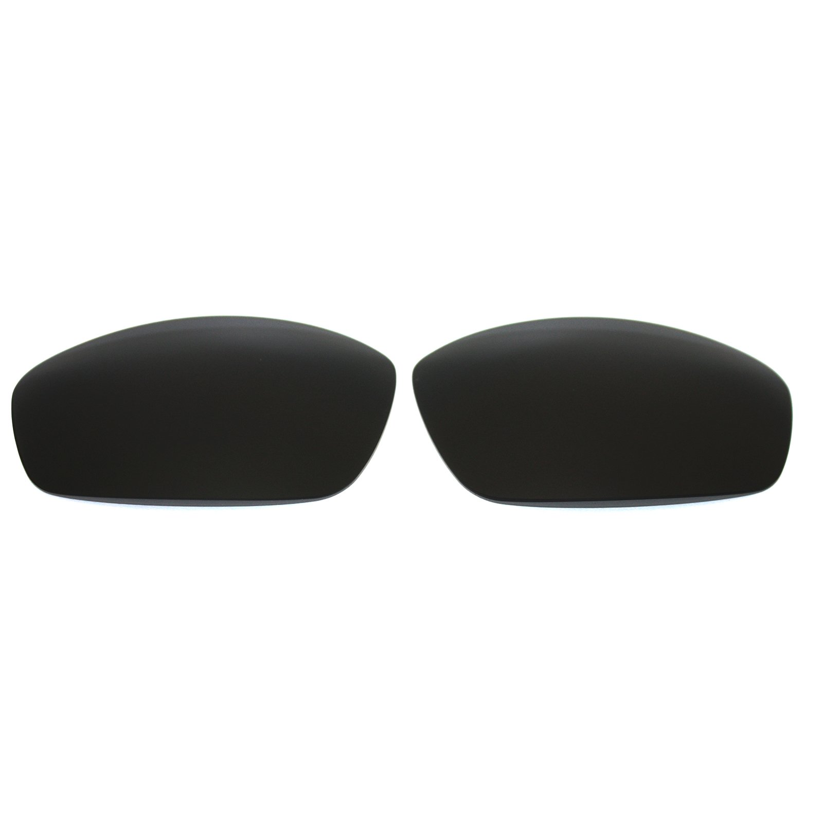 Polarized Replacement Sunglasses Lenses for Spy Optic Kash - Black by Ac Lens