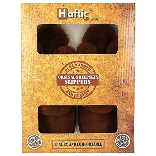Chaussons Haftic® Chaussons Haftic® Marron Femme pour Haftic® Marron pour Femme KyYHqdIYT
