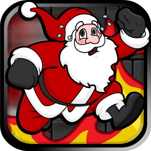 Run Santa Run! (Sexy Kids Games)