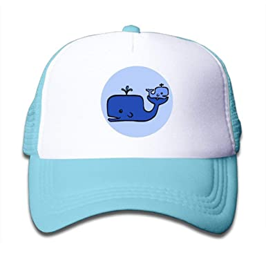 Amazon.com  Wrpios Baby Whale Toddler Cl Snapback Hat New  Clothing e2d76928e16